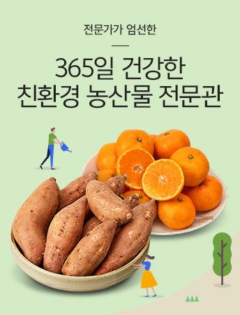 365일 건강한 친환경 농산물 전문관